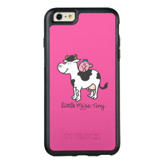 Little Miss Tiny | Cow Riding OtterBox iPhone 6/6s Plus Case