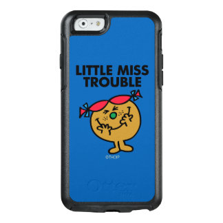 Little Miss Trouble | Laughing OtterBox iPhone 6/6s Case