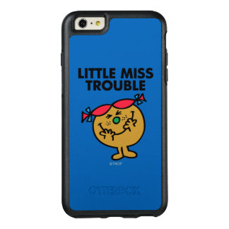 Little Miss Trouble | Laughing OtterBox iPhone 6/6s Plus Case