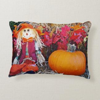 Little Mister Scarecrow Accent Pillow