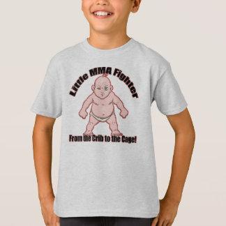 Little MMA Mixed Martial Arts Fighter T-Shirt