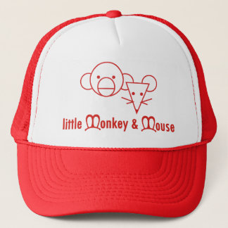 Little Monkey and Mouse Hat