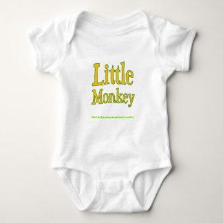 Little Monkey Baby Onesy Baby Bodysuit