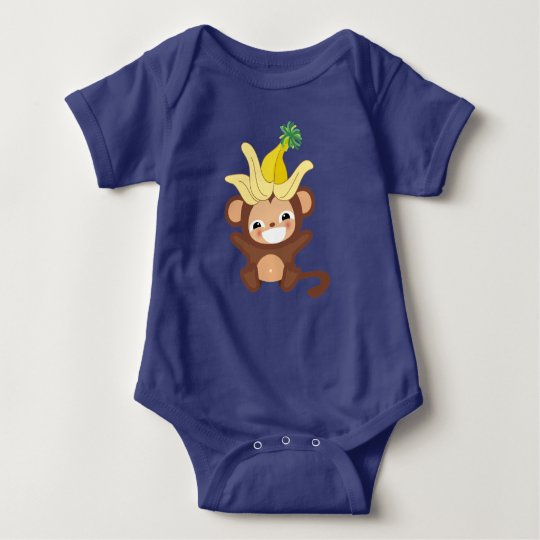 Little Monkey Bodysuit 101