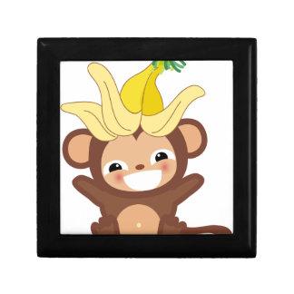 Little Monkey  Collection 101 Keepsake Box