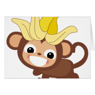 Little Monkey Collection 102 Card