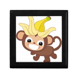Little Monkey Collection 102 Keepsake Box