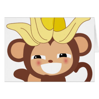 Little Monkey Collection 103 Card