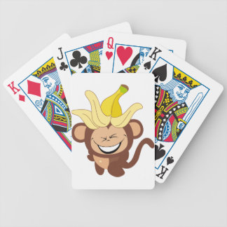 Little Monkey Collection 104 Bicycle Playing Cards