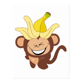 Little Monkey Collection 104 Postcard