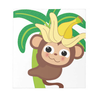 Little Monkey Collection 105 Notepads