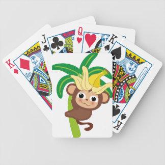 Little Monkey Collection 105 Poker Deck