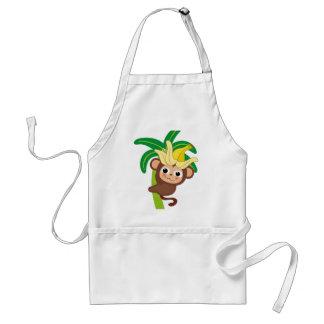 Little Monkey Collection 105 Standard Apron