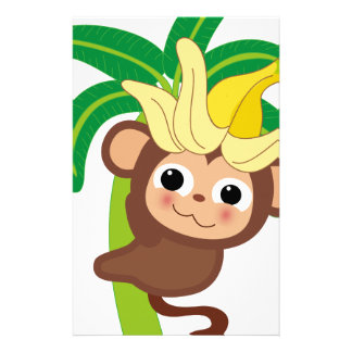 Little Monkey Collection 105 Stationery
