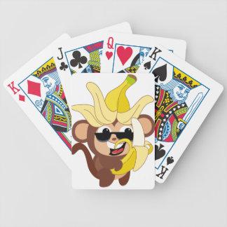 Little Monkey Collection 106 Poker Deck