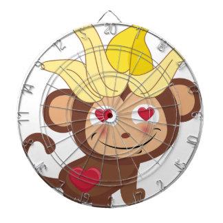 Little Monkey Collection 107 Dart Board