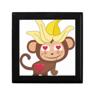 Little Monkey Collection 107 Keepsake Box