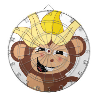 Little Monkey Collection 110 Dartboard With Darts