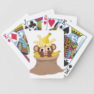 Little Monkey Collection 112 Poker Deck
