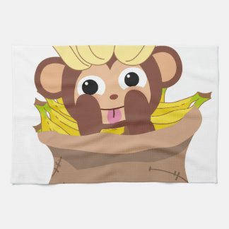 Little Monkey Collection 112 Towels