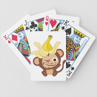 Little Monkey Collection 113 Poker Deck