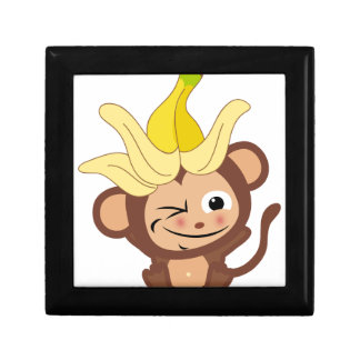 Little Monkey Collection 113 Trinket Box