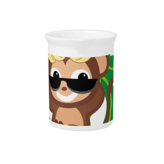 Little Monkey Collection 114 Beverage Pitchers