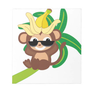 Little Monkey Collection 114 Notepad