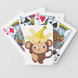 Little Monkey Collection 115 Bicycle Playing Cards