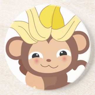 Little Monkey Collection 115 Drink Coaster