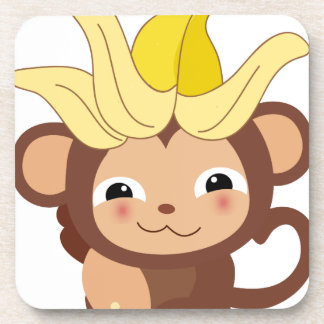 Little Monkey Collection 115 Drink Coasters