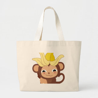 Little Monkey Collection 115 Large Tote Bag