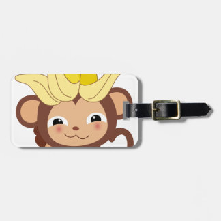 Little Monkey Collection 115 Luggage Tag