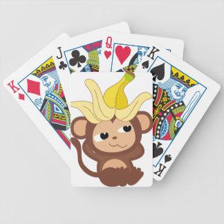 Little Monkey Collection 119 Poker Deck