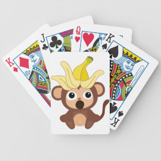 Little Monkey Collection 121 Bicycle Playing Cards