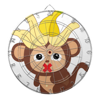 Little Monkey Collection 123 Dartboard With Darts