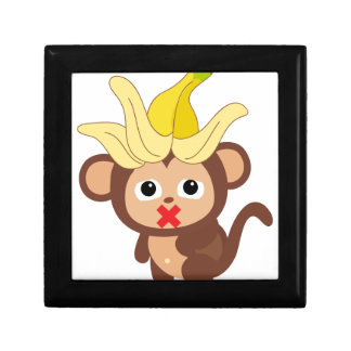 Little Monkey Collection 123 Jewelry Box