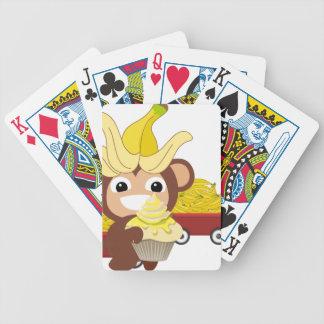 Little Monkey Collection 125 Poker Deck