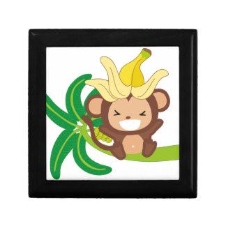 Little Monkey Collection 126 Keepsake Box