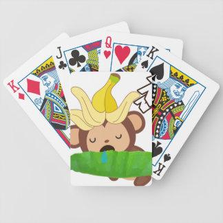 Little Monkey Collection 127 Poker Deck