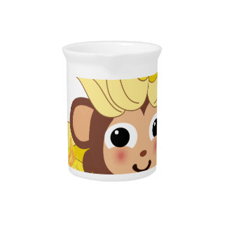 Little Monkey Collection 128 Drink Pitcher