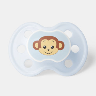 Little Monkey Face Pacifier