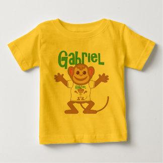 Little Monkey Gabriel Baby T-Shirt