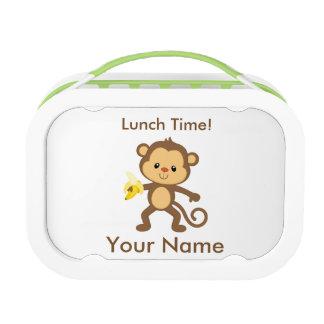 Little Monkey Lunch Box