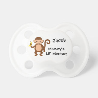 Little Monkey Pacifier