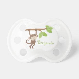 Little Monkey Pacifiers