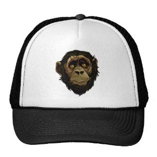 LITTLE MONKEY. TRUCKER HAT