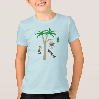 Little Monkey with Tree T-Shirt