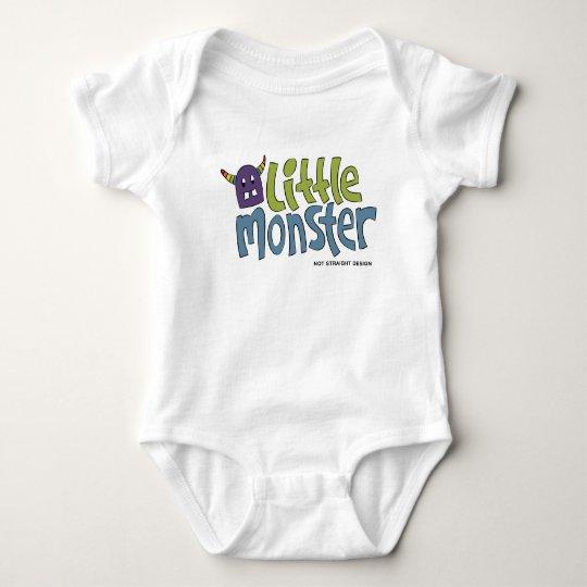 Little Monster Baby Bodysuit
