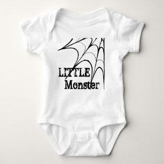 Little monster halloween onsie baby bodysuit
